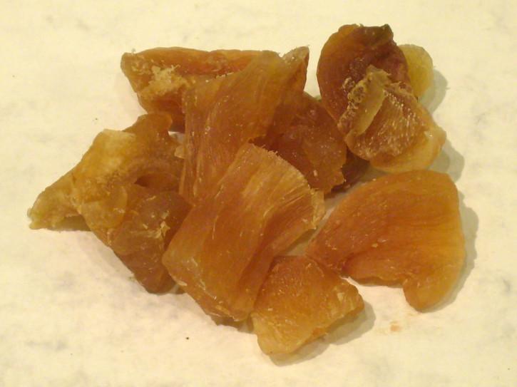 Ingwer-Stücke, ungeschwefelt, Thailand, mit 10% Fructose