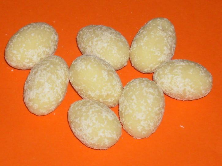 Kokusmandeln - mit weisser Schokolade und Kokusflocken 125g
